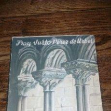 Libros antiguos: LAS GRANDES ABADIAS BENEDICTINAS.. Lote 130036974