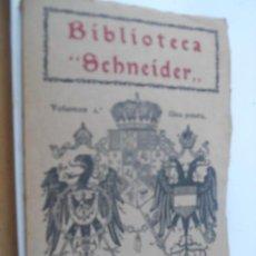 Libros antiguos: ¡OIGA USTED, JOHN BULL,,!. 1917 SEGUNDA PARTE DE INGLATERRA ESTA NERVIOSA - R SCHNEIDER . Lote 130059607
