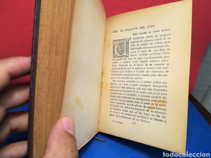 Libros antiguos: La Alegría del vivir - O. S. Marden - A. Rocha Editores, 1914? - Foto 6 - 130090387