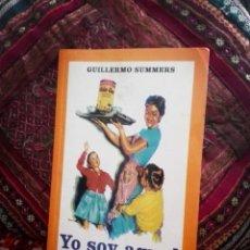 Libros antiguos: COLA CAO -YO SOY AQUEL NEGRITO- COLACAO. Lote 130101171