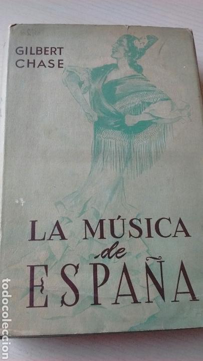 LA MÚSICA DE ESPAÑA (Libros Antiguos, Raros y Curiosos - Bellas artes, ocio y coleccionismo - Otros)