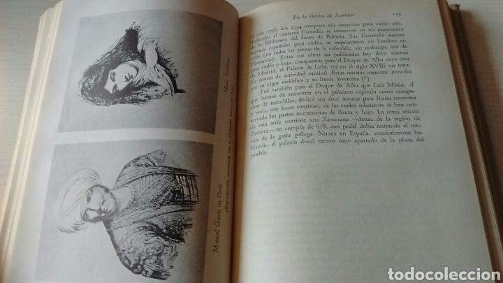 Libros antiguos: LA MÚSICA DE ESPAÑA - Foto 3 - 130155855