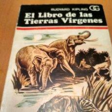 Libros antiguos: EL LIBRO DE LAS TIERRAS VÍRGENES . Lote 130357682