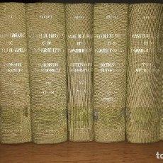 Libros antiguos: BRUNET - MANUAL DEL LIBRERO Y DEL AMATEUR DEL LIBRO - BIBLIOGRAFÍA. Lote 130364806