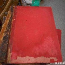 Libros antiguos: TOMO PRIMERO EL MUNDO ILUSTRADO DE 1879 CON CIENTOS DE GRABADOS Y CROMOLITOGRAFIAS. Lote 130433478