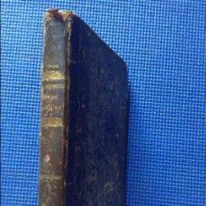 Libros antiguos: EL DEMONIO DE LOS BOSQUES ROBERTO BIRD 1857. Lote 130556378