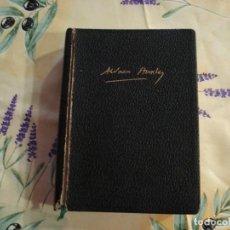 Libros antiguos: ALDOUS HUXLEY EDITORIAL PLANETA 1957. Lote 130577422