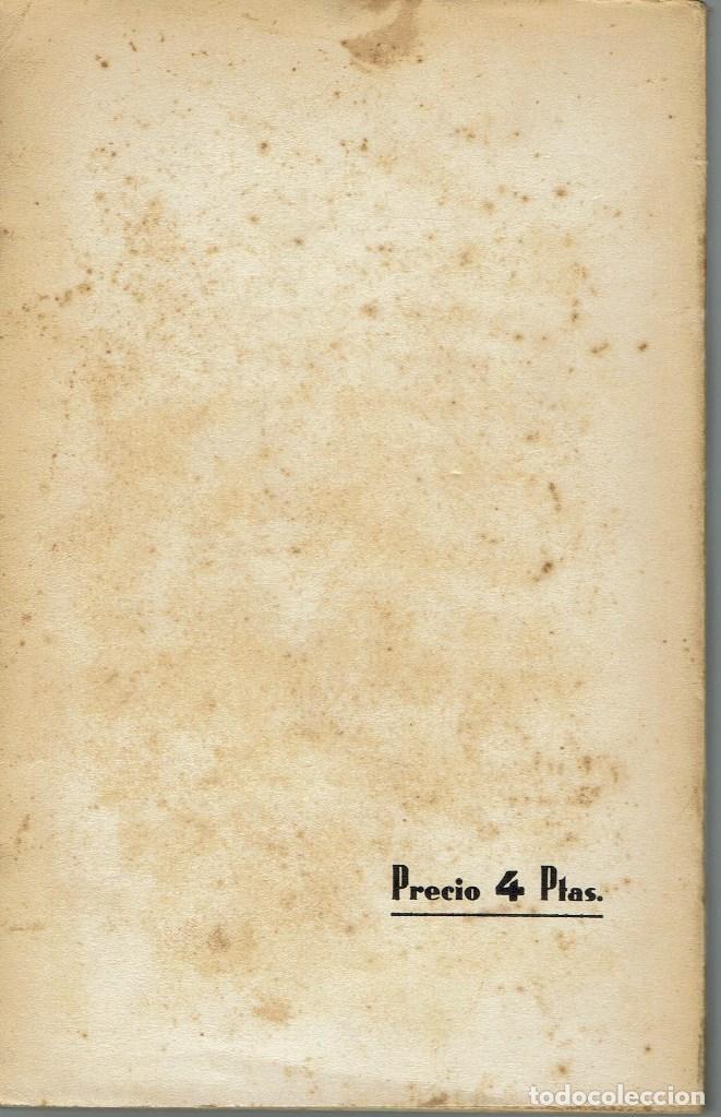 Libros antiguos: MORT DE DAMA, PER DHEY (LLORENÇ VILLALONGA). AÑO 1931. (11.4) - Foto 2 - 130599534
