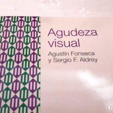 Libros antiguos: PRUEBAS DE INGENIO Y CAPACIDAD DEDUCTIVA - AGUSTIN FONSECA Y SERGIO F. ALDREY - 2010/2011. Lote 130641178