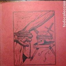 Libros antiguos: LA MUERTE DE DATO - RAFAEL SALAZAR ALONSO. Lote 130388474