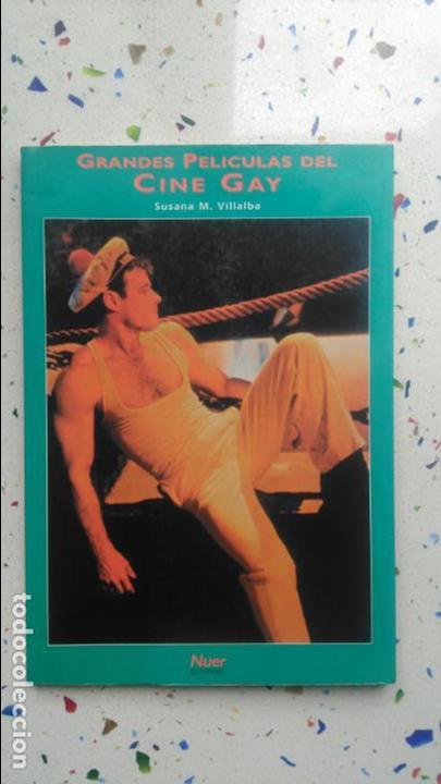 GRANDES PELÍCULAS CINE GAY (Libros Antiguos, Raros y Curiosos - Bellas artes, ocio y coleccionismo - Otros)
