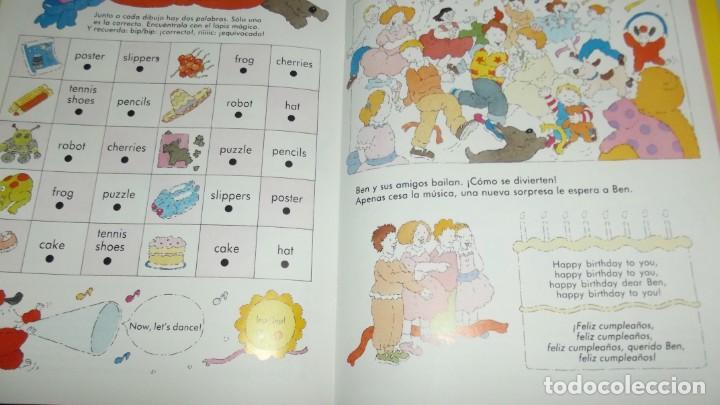 Libros antiguos: Curso de ingles English Junior - Foto 5 - 208146957