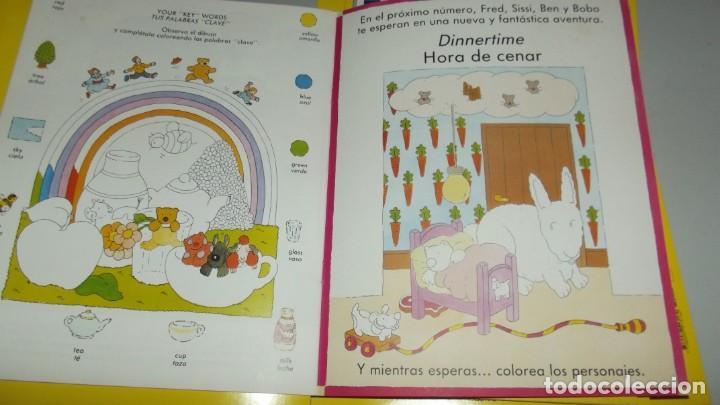 Libros antiguos: Curso de ingles English Junior - Foto 6 - 208146957