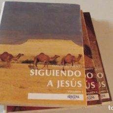 Libros antiguos: SIGUIENDO A JESÚS. Lote 130857088