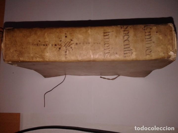 Libros antiguos: SPECULUM AMORIS EL DOLORIS IN SACRATISSIMO AC DIVINISSIMO 1743 (T 1-6) - Foto 3 - 130858104