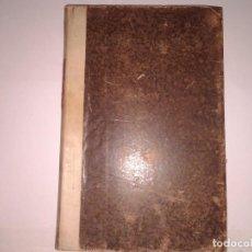Libros antiguos: VEINTE MIL LEGUAS DE VIAJE SUBMARINO, JULIO VERNE, 1884. Lote 130899800