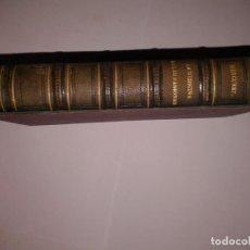 Libros antiguos: MEDICINA DE LAS PASIONES, B. F. DESCURET 1868. Lote 130900228