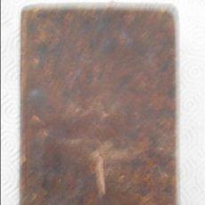Libros antiguos: COMPENDIO DE LA LECCIONES SOBRE LA RETORICA Y BELLAS ARTES DE HUGO BLAIR POR D. JOSE LUIS MUNARRIZ. . Lote 130918228