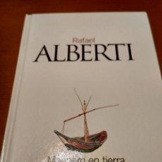 Libros antiguos: MARINERO EN TIERRA . Lote 130933048