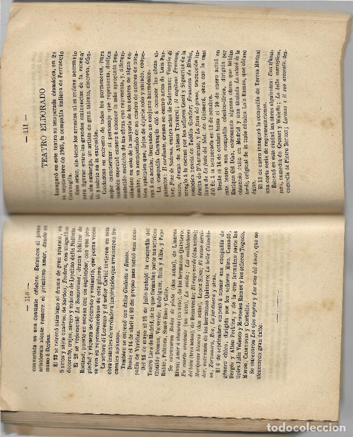 Libros antiguos: ALMANAQUE DIARIO DE BARCELONA AÑO 1907 - VER FOTOS - MUCHA PUBLICIDAD EPOCA - Foto 3 - 131154504