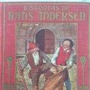 Libros antiguos: HISTORIA DE HANS ANDERSEN. EDITORIAL ARALUCE.AÑO 1914. Lote 131172504