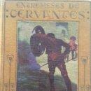 Libros antiguos: ENTREMESES DE CERVANTES. EDITORIAL ARALUCE. . Lote 131174052