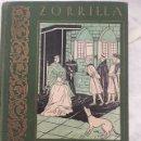 Libros antiguos: ZORIILA SUS MEJORES OBRAS AL ALCANCE DE LOS NIÑOS . EDITORIAL ESTUDIO.. Lote 131175540