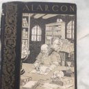 Libros antiguos: ALARCON SUS MEJORES OBRAS AL ALCANCE DE LOS NIÑOS . EDITORIAL ESTUDIO.. Lote 131175964