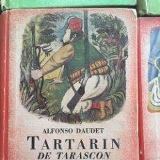 Libros antiguos: TARTARIN DE TARASCON .EDITORIAL ATLANDIDA. . Lote 131178236