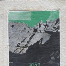 Libros antiguos: CATÁLOGO DE LA EXPOSICIÓN DE BELLAS ARTES E INDUSTRIAS ARTÍSTICAS. SEVILLA 1927. Lote 131178240