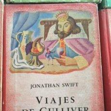 Libros antiguos: VIAJES DE GULLIVER .EDITORIAL ATLANDIDA. . Lote 131178472