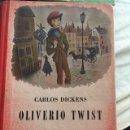 Libros antiguos: OLIVERIO TWIST .EDITORIAL ATLANDIDA. . Lote 131178640