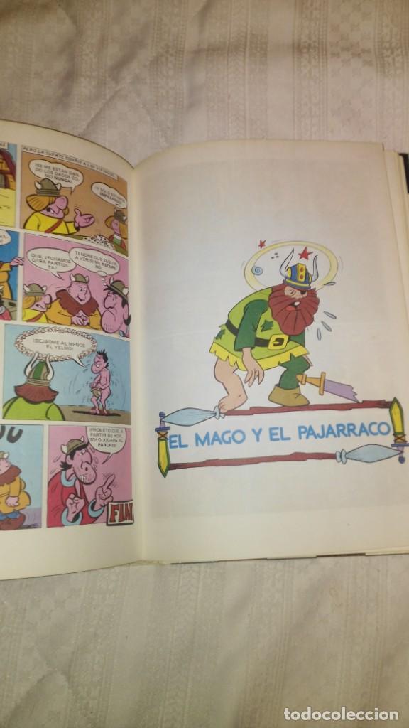 Libros antiguos: Gran libro de vikie el vikingo - Foto 3 - 131231723