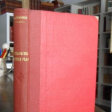 Libros antiguos: EL VALOR DEL CAPITÁN PLUM. JAMES OLIVER CURWOOD. BARCELONA 1930.. Lote 131240175