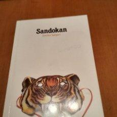 Libros antiguos: SANDOKAN. Lote 131342074