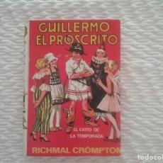 Libros antiguos: GUILLERMO EL PROSCRITO. MOLINO BUENOS AIRES 1950. Lote 131367214