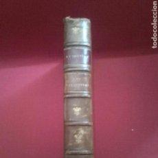 Libros antiguos: LOS CARACTERES DE TEOFRASTO. TRADUCIDOS DEL GRIEGO CON LOS CARACTERES O LAS COSTUMBRES DE ESTE SIGLO. Lote 131406577