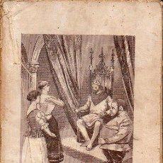 Libros antiguos: DE LA CROCE : BERTOLDO, BERTOLDINO Y CACASENO (MAUCCI, C. 1910). Lote 131432102