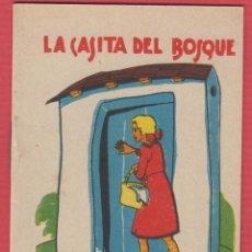 Libros antiguos: LA CASITA DEL BOSQUE; EDIT: SATURNINO CALLEJA, SERIE: V --- TOMO: 96, 14 PAGINAS, LIV415. Lote 131476142