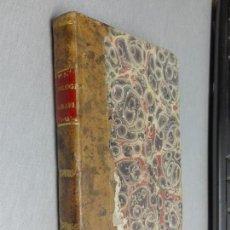 Libros antiguos: LECCIONES DE MITOLOJÍA - LECCIONES DE BIOGRAFÍA ANTIGUA / D. J. HERRERA DÁVILA Y D. A. ALVEAR / 1829. Lote 131494674