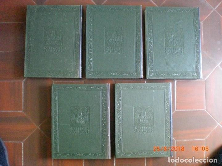 Libros antiguos: GRAN HISTORIA GENERAL DE LOS PUEBLOS HISPANOS. GALLACH. 5 TOMOS. AÑO 1934-1943. (AC1.3) - Foto 3 - 131631726
