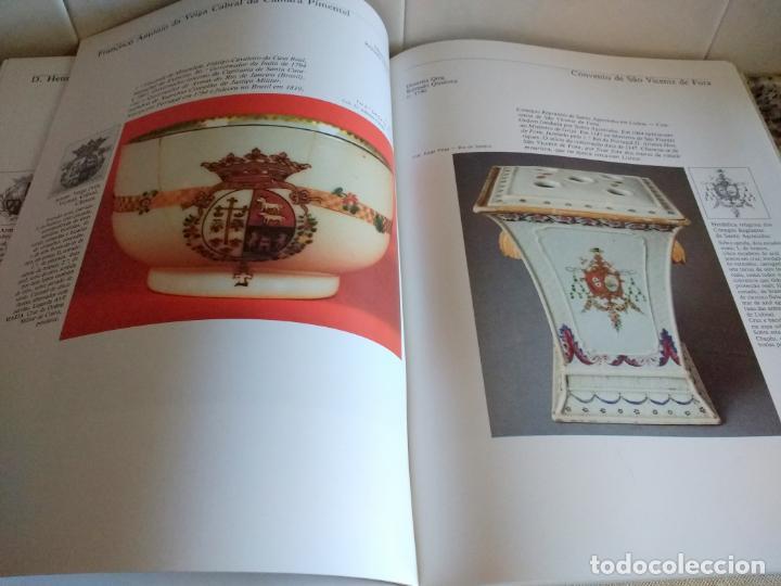 Libros antiguos: A Porcelana Chinesa e os Brasões do Império.Nuno de Castro.Livraria Civilização 1987.En Portugués - Foto 4 - 131636078