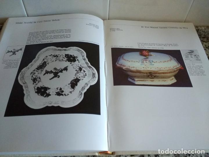 Libros antiguos: A Porcelana Chinesa e os Brasões do Império.Nuno de Castro.Livraria Civilização 1987.En Portugués - Foto 6 - 131636078