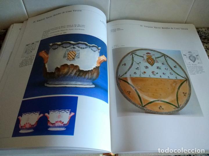 Libros antiguos: A Porcelana Chinesa e os Brasões do Império.Nuno de Castro.Livraria Civilização 1987.En Portugués - Foto 7 - 131636078