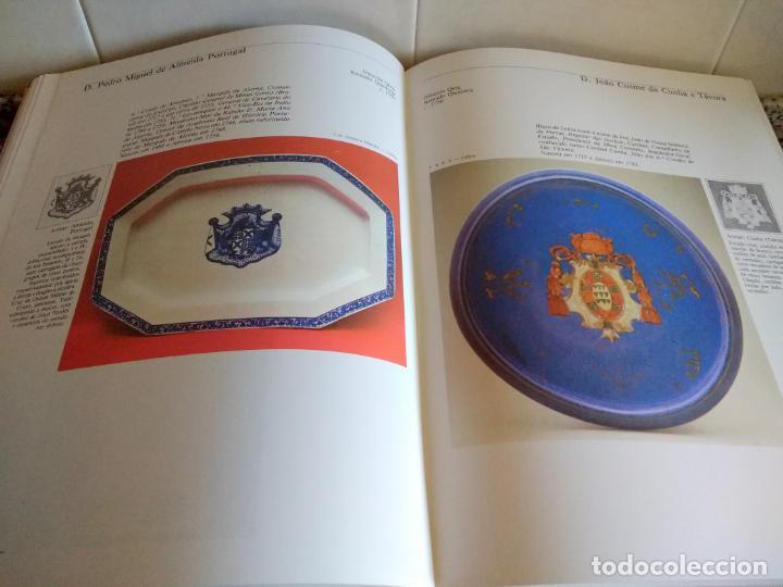 Libros antiguos: A Porcelana Chinesa e os Brasões do Império.Nuno de Castro.Livraria Civilização 1987.En Portugués - Foto 9 - 131636078