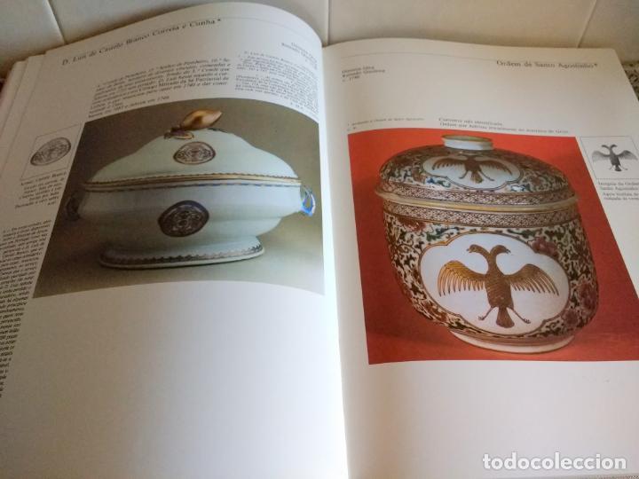 Libros antiguos: A Porcelana Chinesa e os Brasões do Império.Nuno de Castro.Livraria Civilização 1987.En Portugués - Foto 10 - 131636078