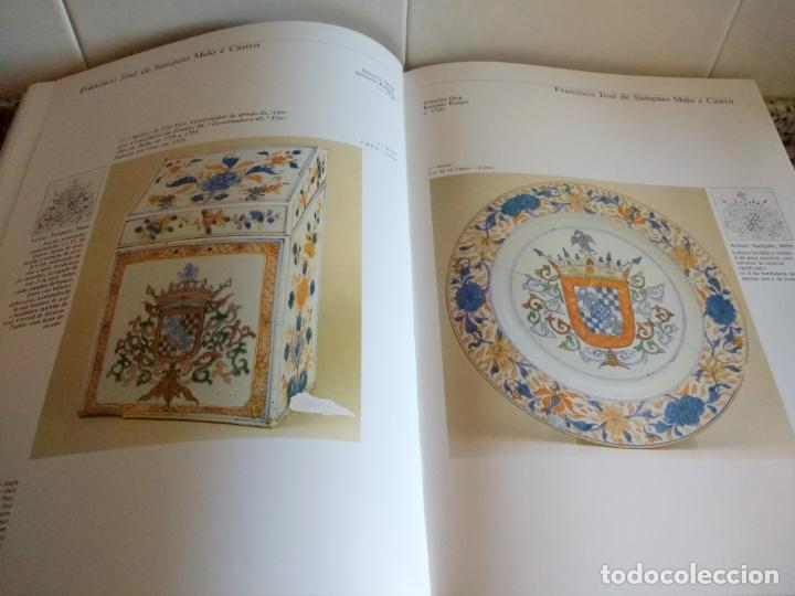 Libros antiguos: A Porcelana Chinesa e os Brasões do Império.Nuno de Castro.Livraria Civilização 1987.En Portugués - Foto 11 - 131636078