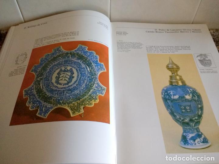 Libros antiguos: A Porcelana Chinesa e os Brasões do Império.Nuno de Castro.Livraria Civilização 1987.En Portugués - Foto 12 - 131636078