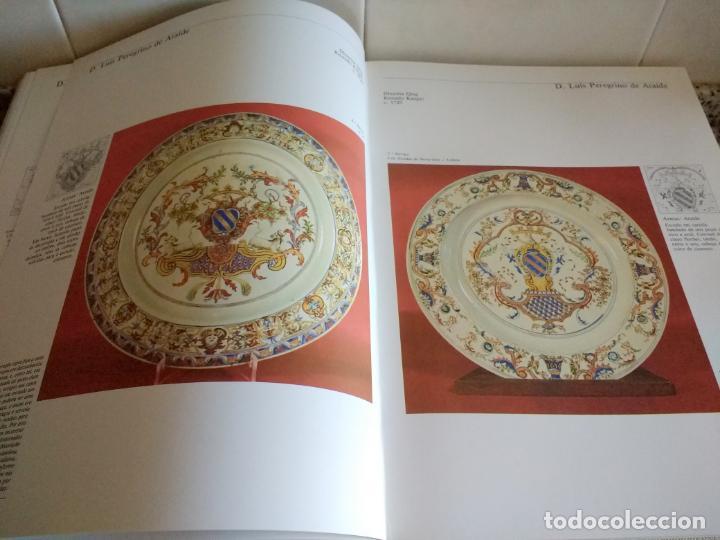 Libros antiguos: A Porcelana Chinesa e os Brasões do Império.Nuno de Castro.Livraria Civilização 1987.En Portugués - Foto 14 - 131636078