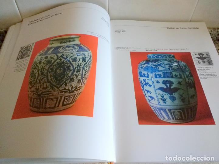 Libros antiguos: A Porcelana Chinesa e os Brasões do Império.Nuno de Castro.Livraria Civilização 1987.En Portugués - Foto 15 - 131636078